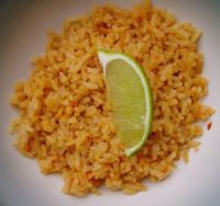 Day #16 Traditional Mexican rice