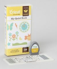 My Quiet Book Cartridge by Cricut $20.99