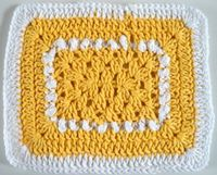 "Free pattern for ""Granny's Path Dishcloth""!"