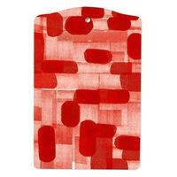 need this to brighten these dull days. elisabeth dunker's nail polish cutting board