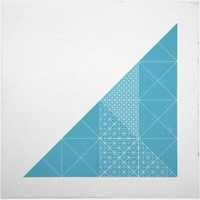 """#285 Glass tower �€"""" A new minimal geometric composition each day"""