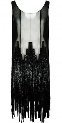 Chanel,1920's >>> love this! Reminds me of the NYC skyline!