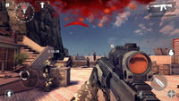 Modern Combat 4 - To Hit Windows Phone 8 On April