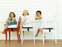 Baby Bjorn Booster Chair via babyology.com.au #Booster Chair #Kids #Baby Bjorn