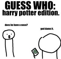 Guess Who: Harry Potter Edition