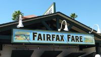 Fairfax Fare Restaurant - Disney World Dining