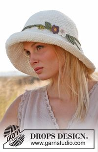 Beautiful Crochet Hat: free pattern