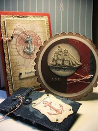 the Open Sea Stampin' Up