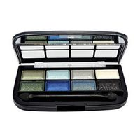 8 Colors Makeup Eye Shadow Palette with Free Brush