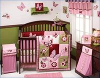Lambs and Ivy, Caden lane and Nojo Bedding