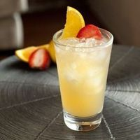 boston rum punch