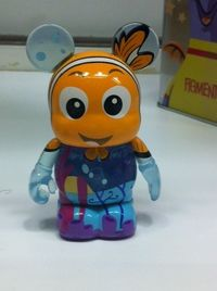 Nemo from the Pixar Vinylmations. SDCC