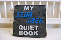 My Star Trek Quiet Book =)