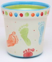 hand and foot print paint ideas