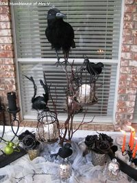 All Hallow's Eve Table