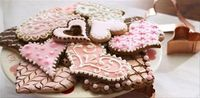 The Year of Living Gorgeously: More Valentine's Cookies