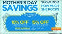 Musicians Friend Mother's Day Savings!