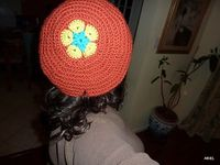 Crochet - Rastaflorian Hat by Luciana Young