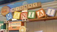 Your Favorite Hollywood Studios Attraction: Toy Story Midway Mania!