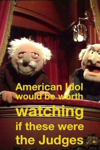 Love Statler and Waldorf