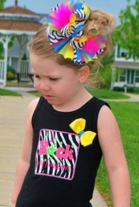 Girls CUTE hair bows!
