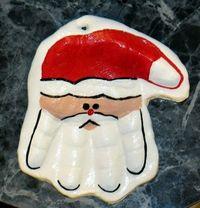 Posts Similar To Santa Handprint Ornament Juxtapost