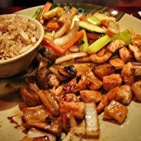 Hibachi Chicken...