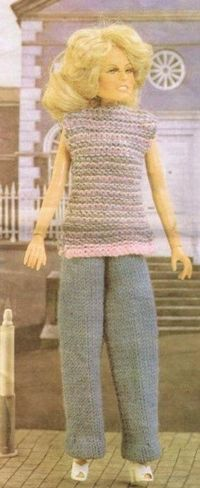 free knit pattern, free knit patterns 11 inch, free doll clothes patterns, knitt