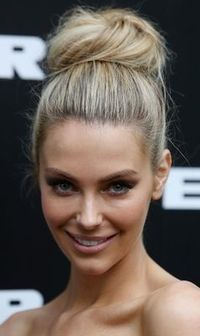Perfect top knot IMO