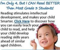 How to Teach a 4 Year Old to Read - Teaching a 5 Year Old to Read