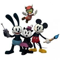 Disney Epic Mickey 2: The Power of Two and Disney Epic Mickey: Power of Illusion is out TODAY!