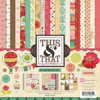 This and That Graceful Collection Echo Park #paper #scrapbook #echopark