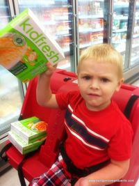 All Natural Frozen Foods for kids. Check out KidFresh meals! A healthy choice for moms on the go! #KFHealthyKids #cbias