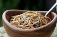 Lemon Parsley Pasta Salad