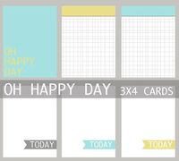 free oh happy day cards
