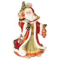 I pinned this St. Nicholas Statuette from the Christmas in July event at Joss and Main!
