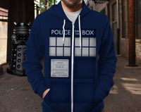 """Possibly the Coolest Hoodie Ever �€"""" Nerd (Shirt) of the Day"""