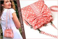 "tutorial / free pattern - ""Petite Purse Tutorial"" - Cutesy!"