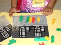 Transportation beginning sound sorting mats.