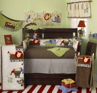 Animal Track Baby Bedding by Cotton tale is one the new collection. This set is adorable.