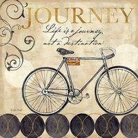 Bicycle Canvas Art