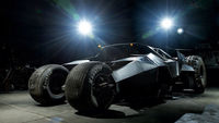 Tumbler Batmobile TG1 - Ready For Gumball 3000 Rally