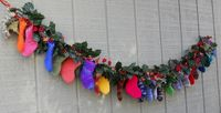 Suzies Stuff: STASH SLASHER STOCKING GARLAND (countdown)