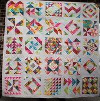 kelbysews: Gifts, Quilting, and WOWZA!