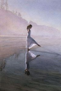 Dancing on the Shore by Steve Hanks