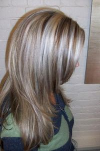 Posts Similar To Platinum Highlights Dark Blonde Highlights And
