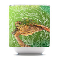 Shelley Shower Curtain by Catherine Holcombe for Kess InHouse