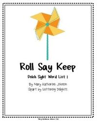 FREE from Mary Katherine Johnson on TpT. Super cute way for your students to practice their sight words from Dolch Sight Word List 1.This can be a great addition to your small group or...