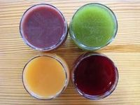 Drink up! the skinny on juicing and cleanses.