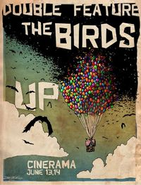Up and Birds
